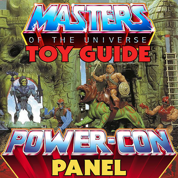 Toy Guide Panel