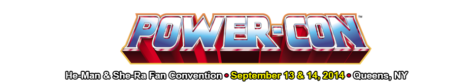 Power-Con – He-Man, She-Ra, TMNT and ThunderCats Fan Convention