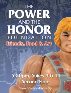 Power and Honor Reception