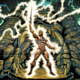 2012 Power-Con He-Man print preview