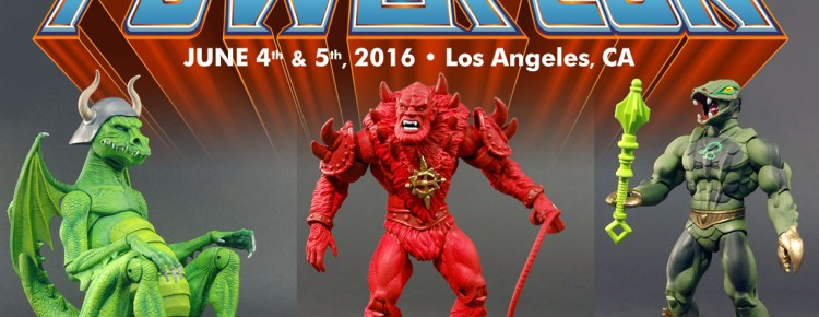 2016 Power-Con Exclusives Line-up